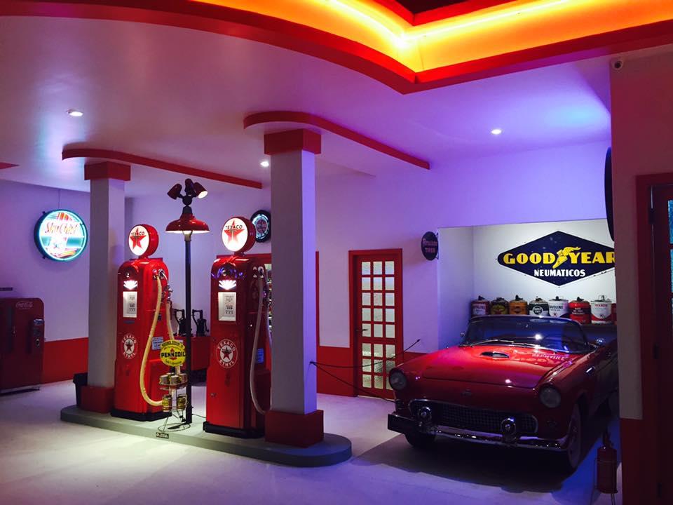 Museu automóvel de Canela - Divulgação