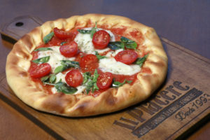 Estação Il Piacere - Pizza brotinho margarita
