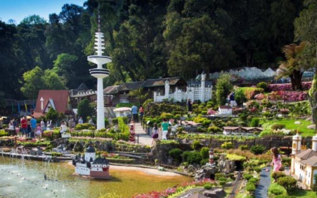 Mini Mundo encanta em Gramado