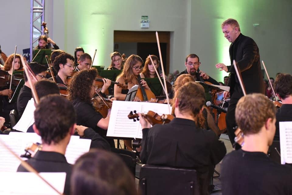 Concerto da Orquestra Sinfônica do IV Gramado in Concert