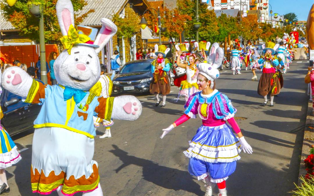 Divirta-se na Páscoa em Gramado!